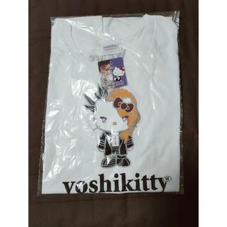サンリオ(サンリオ)の【新品】ヨシキティ  yoshikitty Tシャツ(Tシャツ(半袖/袖なし))