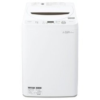 SHARP - SHARP ES-GE5B-T 洗濯機