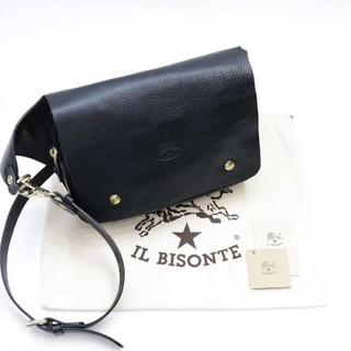 イルビゾンテ(IL BISONTE)のイルビゾンテ ボディバッグ 美品(ボディーバッグ)