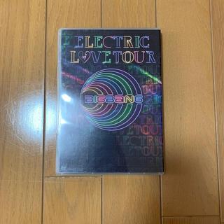 ビッグバン(BIGBANG)のELECTRIC LOVE TOUR 2010 DVD(舞台/ミュージカル)
