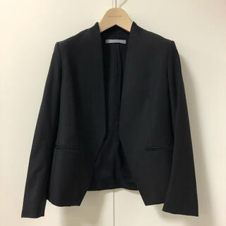 Theory luxe - theory luxe Executive DONNA ノーカラー ジャケット