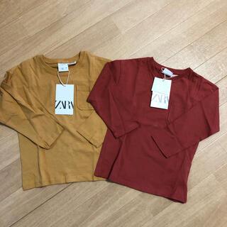 ZARA KIDS - ロングTシャツ
