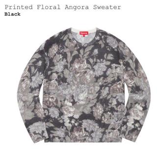 Supreme - [XL] Supreme Floral Angora Sweater