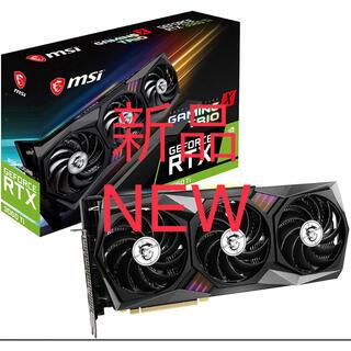 MSI GeForce RTX 3060 Ti GAMING X TRIO(PCパーツ)