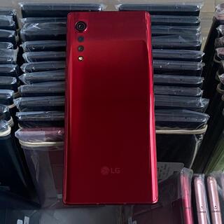 LG Electronics - 未使用品|LG Velvet L-52A|検品済