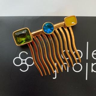 コレットマルーフ(colette malouf)の【希少・新品】Colette Malouf✦ Bijou Mini Comb(その他)