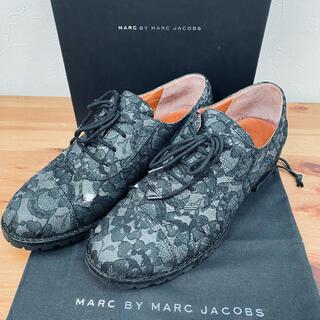 マークバイマークジェイコブス(MARC BY MARC JACOBS)のMARC JACOBSレースアップシューズ !マークジェイコブスレースシューズ!(ローファー/革靴)