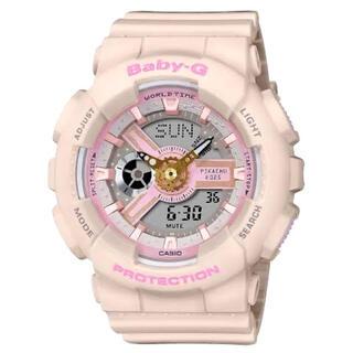 ベビージー(Baby-G)のピカチュウ BABY-G コラボ BA-110PKC-4AJR (腕時計)
