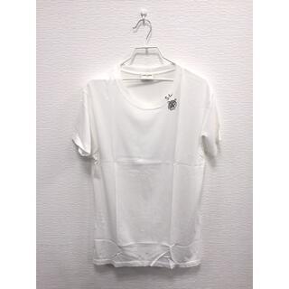 イヴサンローランボーテ(Yves Saint Laurent Beaute)のSAINT LAURENT PARIS タイガープリントTシャツ メンズ(古着)(Tシャツ/カットソー(半袖/袖なし))