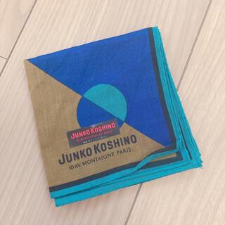 コシノジュンコ(JUNKO KOSHINO)の【未使用】junko koshino  ハンカチ(ハンカチ)