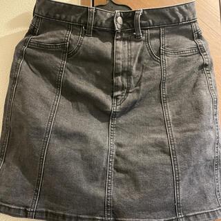 ジーユー(GU)のスカート Lサイズ(ミニスカート)