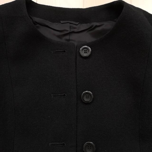 ANAYI(アナイ)のアナイ ノーカラーペプラムジャケット レディースのジャケット/アウター(ノーカラージャケット)の商品写真