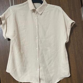 ジーユー(GU)のトップス Sサイズ(カットソー(半袖/袖なし))