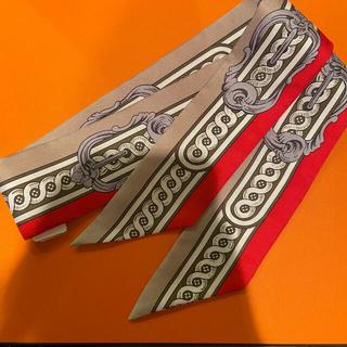 エルメス(Hermes)の2021年 新作ツイリー エルメス スカーフ 新品 未使用 ブリッドドゥクー (バンダナ/スカーフ)