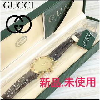 Gucci - 167 オールドグッチ 新品未使用 3000M 希商品 新品電池 メンズ腕時計