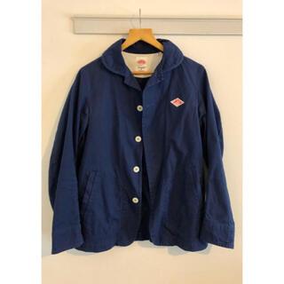 DANTON - DANTON 丸襟シングルジャケット