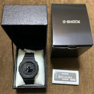 G-SHOCK - CACIO G-SHOCK GA-2100-1A1JF