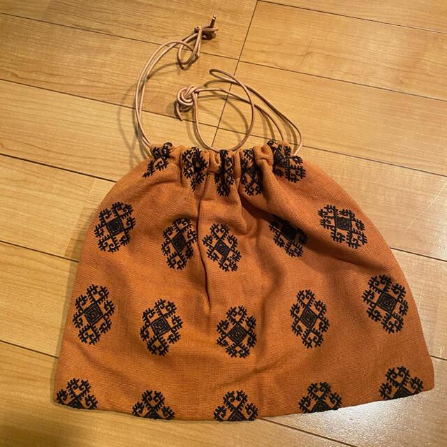 PHEENY(フィーニー)の【最終値下げ】Charrita 巾着バッグ レディースのバッグ(トートバッグ)の商品写真