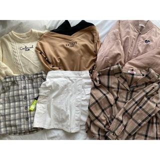PINK-latte - 【美品】ピンクラテ アウター トップス スカート まとめ売り
