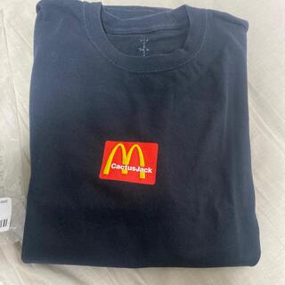 カクタス(CACTUS)のトラビススコット マクドナルド 新品未使用(Tシャツ/カットソー(七分/長袖))