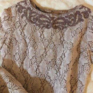 エディットフォールル(EDIT.FOR LULU)の60's vintage lace one-piece(ひざ丈ワンピース)