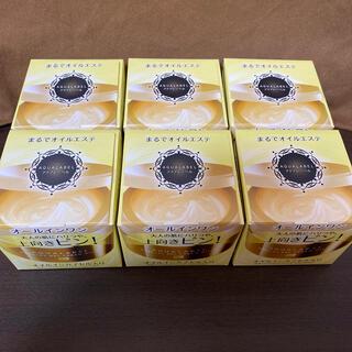 シセイドウ(SHISEIDO (資生堂))の資生堂 アクアレーベル スペシャルジェルクリーム オイルイン(90g)✖️6個(オールインワン化粧品)