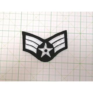 2枚です◆ 腕章 ワッペン 白 軍服 ミニタリー アメリカ 合衆国 USA ◆(その他)
