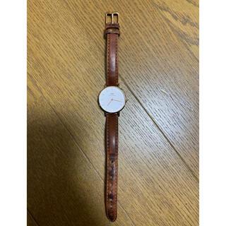 ダニエルウェリントン(Daniel Wellington)のダニエルウェリントン 時計(腕時計)