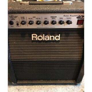 ローランド(Roland)の最終値下げ‼️😭Roland GC-405 🎸ギターアンプ 送料無料♪(ギターアンプ)