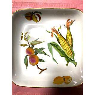 ロイヤルウースター(Royal Worcester)の(大幅値下げ)ロイヤルウースター Royal Worcester グラタン皿(食器)