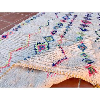 ロンハーマン(Ron Herman)のモロッコ ラグ カーペット 絨毯 アジラル ベニワレン(ラグ)