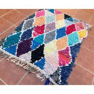 アクタス(ACTUS)のモロッコ ボシャルウィット ラグ カーペット 絨毯(ラグ)