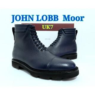 JOHN LOBB - 新品 JOHN LOBB MOOR UK7 ジョンロブ ブーツ