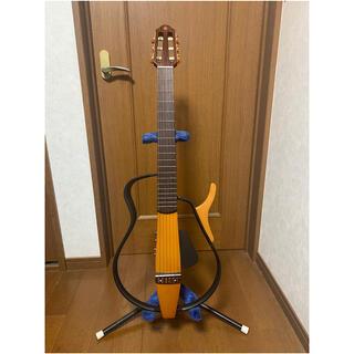 ヤマハ(ヤマハ)のYAMAHA ヤマハサイレントギター SLG-110N 美品(クラシックギター)