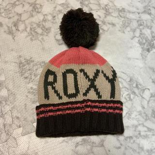ロキシー(Roxy)のROXY ロキシー ニット帽(ニット帽/ビーニー)
