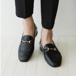 ミラオーウェン(Mila Owen)のビットローファー❤️(ローファー/革靴)