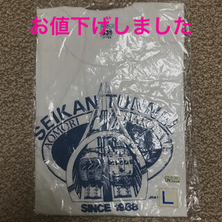 ジェイアール(JR)の青函連絡線記念 青函トンネル Tシャツ(その他)