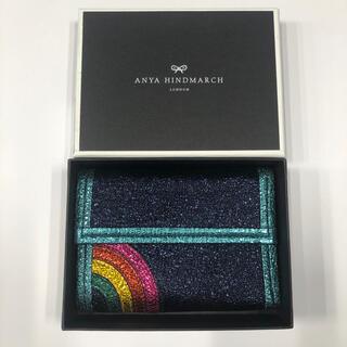 アニヤハインドマーチ(ANYA HINDMARCH)のアニヤハインドマーチ  財布 レインボー(財布)