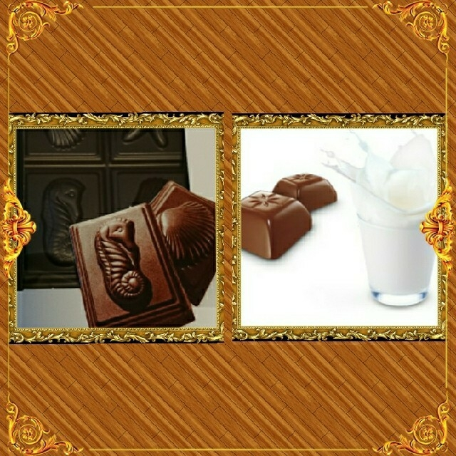 キャンディ チョコレート はじける