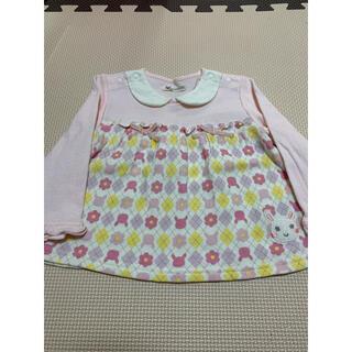 クーラクール(coeur a coeur)の【80サイズ】クーラクール 長袖Tシャツ(Tシャツ)