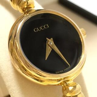 グッチ(Gucci)の1.美品 グッチ GUCCI 時計 2700.2L ゴールド(腕時計)
