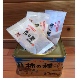 浪花屋 柿の種(菓子/デザート)