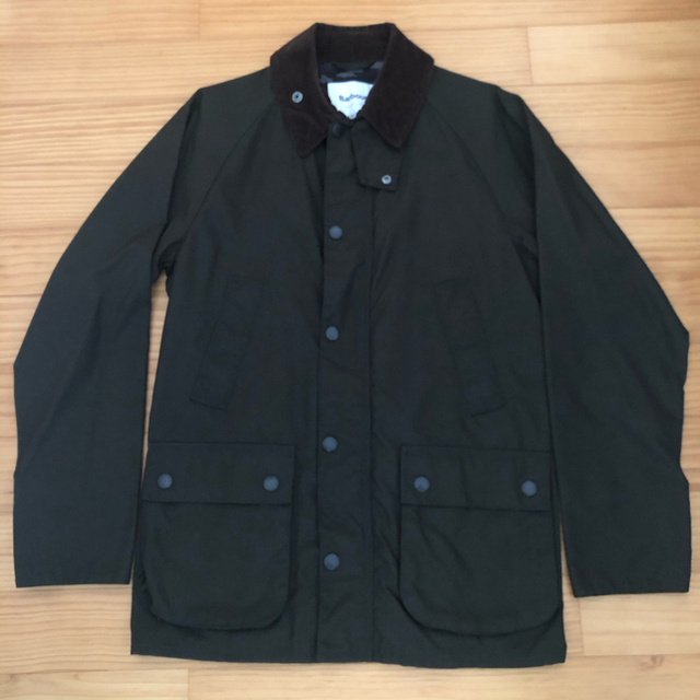 Barbour(バーブァー)のBarbour×nano universe BEDALE SL コーデュラ 38 メンズのジャケット/アウター(その他)の商品写真