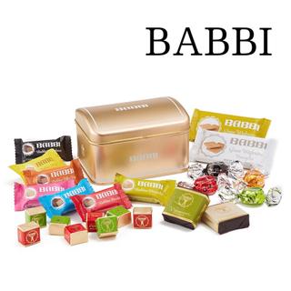 【新品】BABBI バビ ディスカバリーボックス ウェハース チョコ(菓子/デザート)