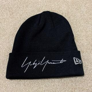 Yohji Yamamoto - Yohji Yamamoto New Era ニット帽