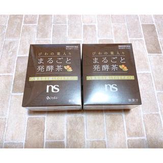 シャルレ - シャルレ びわの葉入り まるごと発酵茶 2箱分★ NS021 新品 健康食品♪