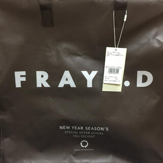フレイアイディー(FRAY I.D)のフレイアイディー FRAYI.D 福袋 2021 新品 コート マフラー ニット(セット/コーデ)