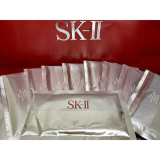 エスケーツー(SK-II)の10枚入り SK-II エスケーツーホワイトニング ソース ダーム.リバイバル(パック/フェイスマスク)
