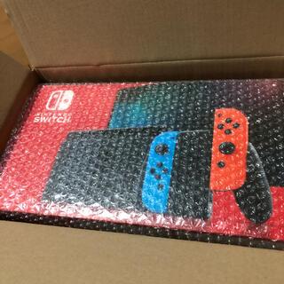 ニンテンドースイッチ(Nintendo Switch)のNintendo Switch スイッチ 新モデル 新品 未使用 新型 任天堂(家庭用ゲーム機本体)