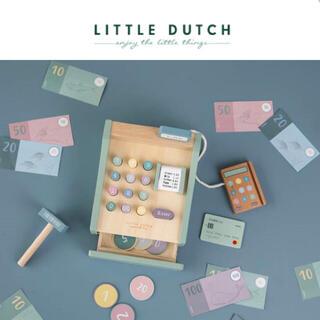 ボンポワン(Bonpoint)の▼ Little dutch リトルダッチ ▼レジ レジスター キャッシャー(知育玩具)